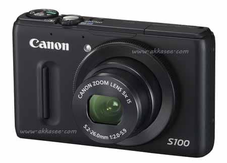 دوربین جدید کانن PowerShot S100