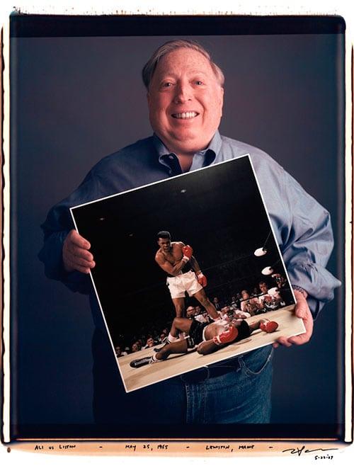 پرترههایی از عکاسان و عکسهای معروفشان