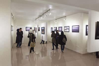 گزارش مراسم افتتاح گالری محتشم در ارومیه