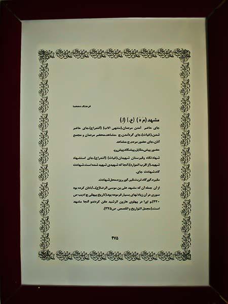 رضا  سیفی- مشهد