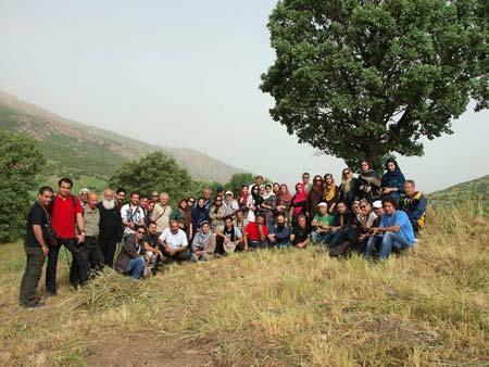 تور نشریه عکاسی خلاق در کردستان برگزار شد