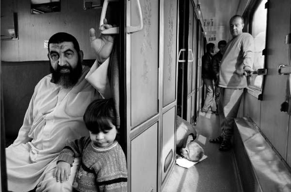 نعمت الله معینی، برگزیده، عنوان اثر: مسافران قطار ۰۱