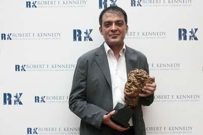 جایزه عکاسی بنیاد «کندی» برای مجید سعیدی