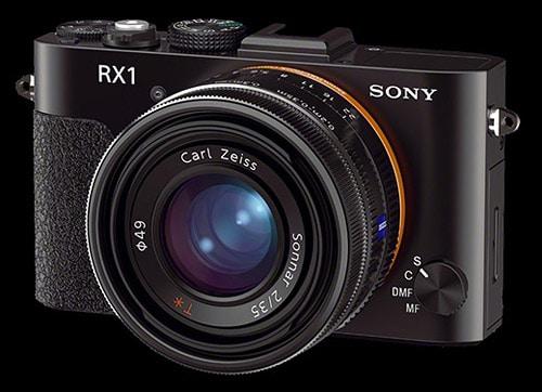 RX1: اولین دوربین کامپکت فولفریم