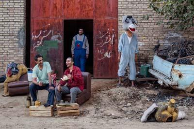 نمایشگاه عکس «آتشفشان» گوهر دشتی در گالری راه ابریشم