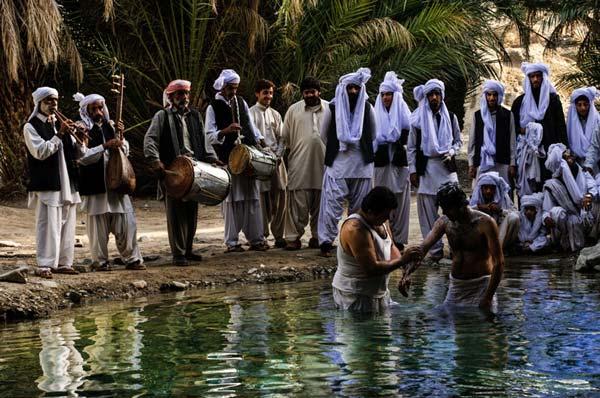 مراسم سنتی عروسی بلوچی – عکس ۴