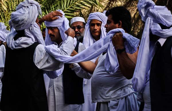 مراسم سنتی عروسی بلوچی – عکس ۶