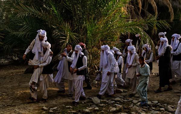 مراسم سنتی عروسی بلوچی – عکس ۷