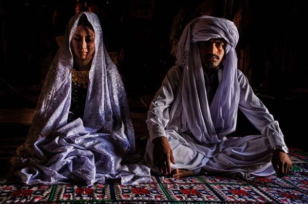 مراسم سنتی عروسی بلوچی – عکس ۹