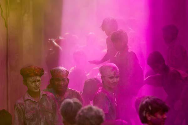 جشن رنگ – عکس ۳