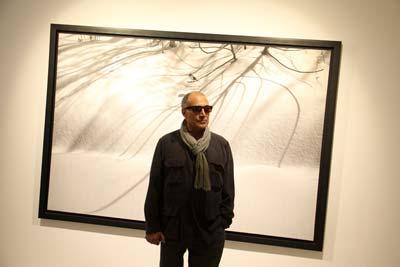 افتتاح گالری بوم با نمایشگاه عباس کیارستمی