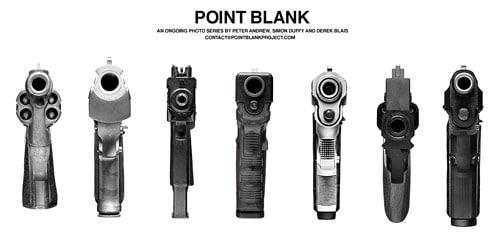 Point Blank، نگاهی به یک مجموعه عکس