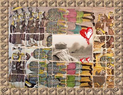 نمایشگاه عکس رعنا جوادی در گالری گلستان