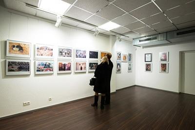 برپایی نمایشگاه گروهی خانه عکاسان در آلمان