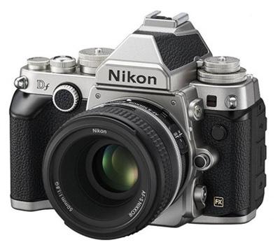 دوربین Nikon Df؛ آمیزهای از نوستالژی و تکنولوژی