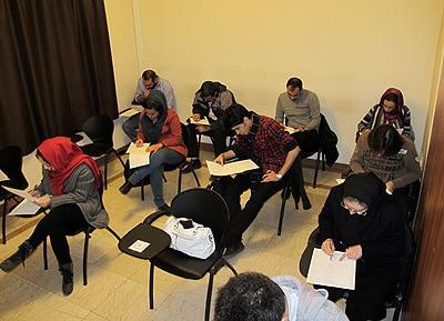 برگزاری نخستین آزمون آموزشگاه «عکاسی حرفهای»