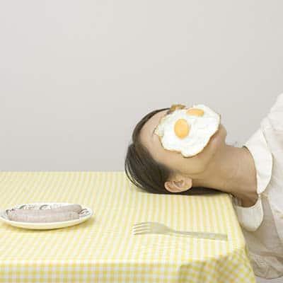 حرف چهارم: تخم مرغها طعم تکراری دارند