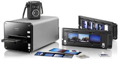 بررسی مشخصات فنی اسکنر Plustek OpticFilm 120