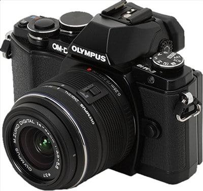 دوربین بدون آینه Olympus OM-D E-M۱۰