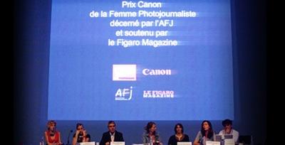 چهاردهمین فراخوان فتوژورنالیست زن سال Canon