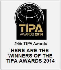 معرفی محصولات منتخب جایزه TIPA ۲۰۱۴