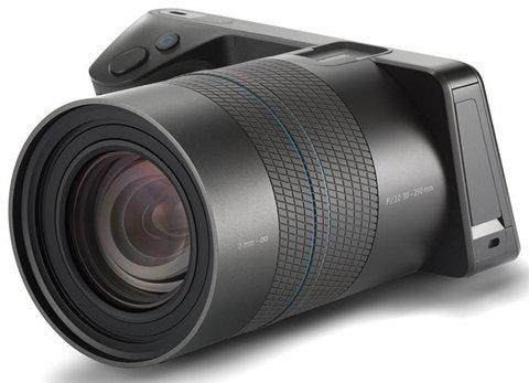 دوربین حرفهای Lytro Illum معرفی شد