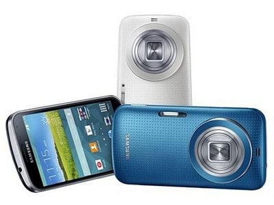 تلفن همراهی از شرکت سامسونگ با زوم ۱۰ برابر