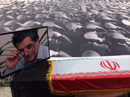 گزارش تصویری از بدرقه باشکوه حسین پرتوی