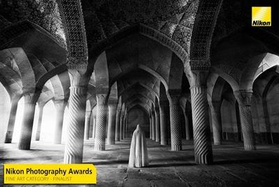 موفقیت بهزاد اشکر در جایزه عکس منطقهای نیکون ۲۰۱۴