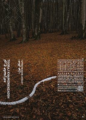 نمایشگاه عکس تورج خامنهزاده در گالری محسن