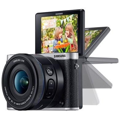 NX3000؛ دوربین بدون آینه جدیدی از سامسونگ