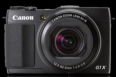 مروری بر خصوصیات دوربین کانن G۱ X Mark II