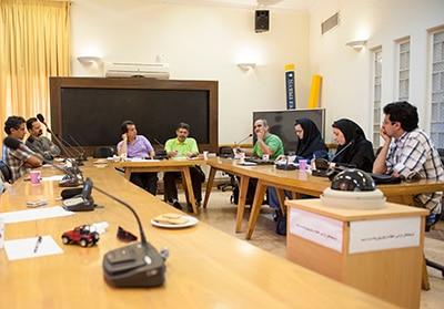 جلسه رسانههای تخصصی عکاسی پیرامون دوسالانه عکس