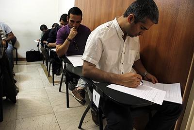 برگزاری سومین آزمون رسمی آموزشگاه عکاسی حرفهای