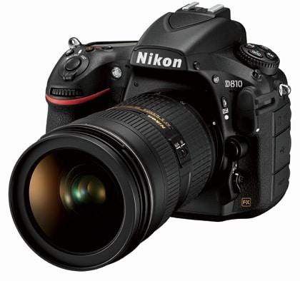 معرفی یک دوربین فولفریم جدید؛ Nikon D۸۱۰
