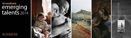 اعلام فهرست استعدادهای برتر سال ۲۰۱۴ LensCulture