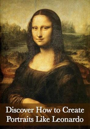نقاشی مونالیزا؛ الگویی خوب برای خلق پرتره در عکاسی