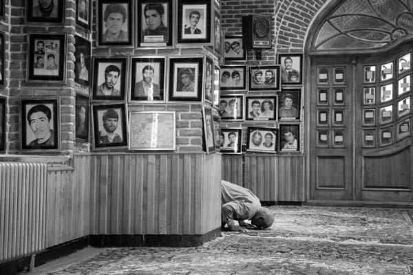 جایزهٔ پرترهٔ محیطی: امید امیدواری / شیراز