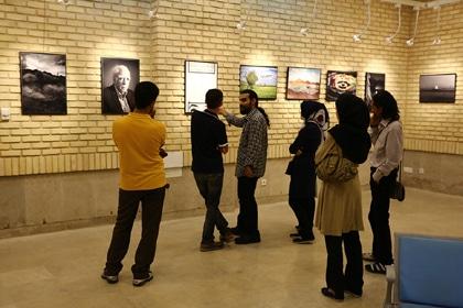 افتتاحنمایشگاه جنبی پنجمین جشنوارهٔ ملی عکس فیروزه