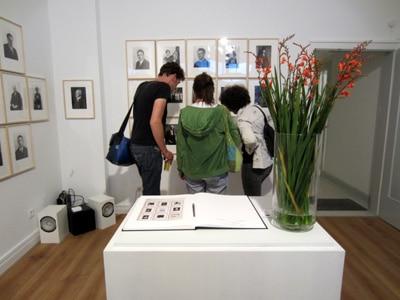 نمایشگاهی از آثار آگوست ساندر در گالری Feroz بن