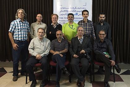 برپایی جلسات داوری پنجمین جشنوارهٔ ملی عکس فیروزه