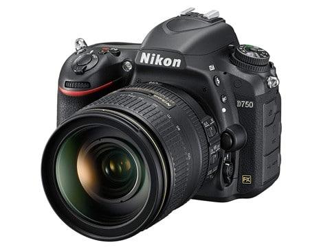 معرفی تازهترین دوربین عکاسی فولفریم؛ Nikon D۷۵۰