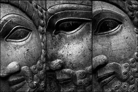 نمایشگاه عکس بیژن صیفوری در گالری راه ابریشم