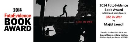 نمایشگاه «زندگی در جنگ» مجید سعیدی در نیویورک