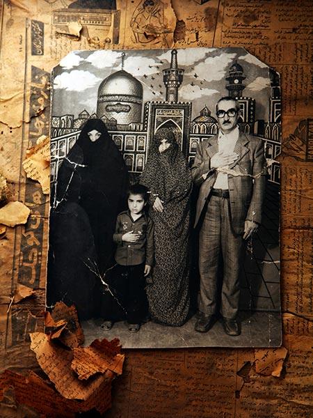 معصومه فریبرزی – عکس ۱