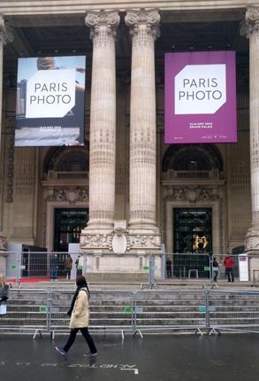گزارش بازدید یک عکاس ایرانی از Paris Photo ۲۰۱۴