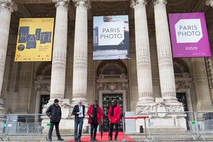 گزارش تصویری یک عکاس ایرانی از Paris Photo ۲۰۱۴