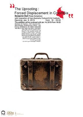 نمایشگاه عکسهای مستند بنیامین بال در گالری شلمان