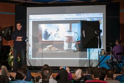 گزارشی از کارگاههای نخستین روز «ده روز با عکاسان»