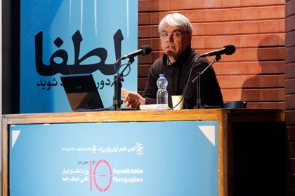 انتقاد شهابالدین عادل از گرایش عکسهای تئاتر به فرم